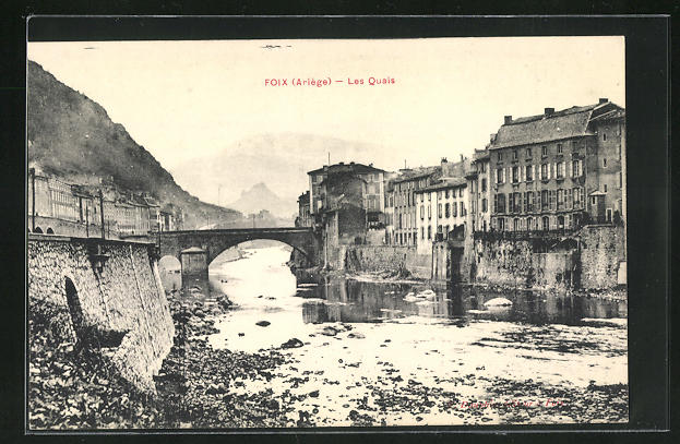 AK Foix, Les Quais