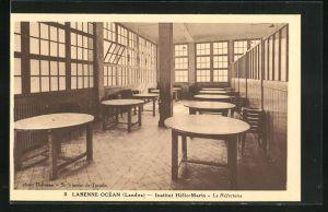 AK Labenne-Océan, Institut Hélio Marin, Le Réfectoire