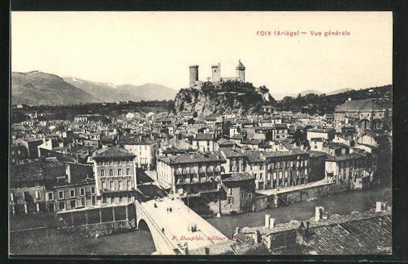 AK Foix, Vue generale