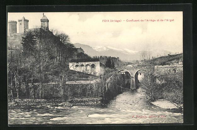AK Foix, Confluent de l`Ariege et de l`Arget