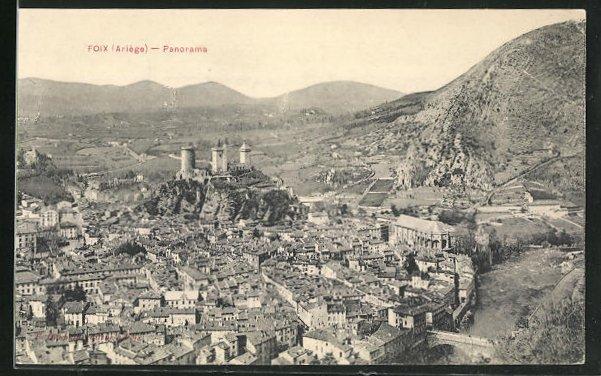 AK Foix, Panorama