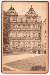 Fotografie J. Gunkel, Heidelberg, Ansicht Heidelberg, Friedrichsbad