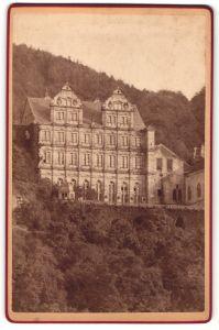Fotografie J. Gunkel, Heidelberg, Ansicht Heidelberg, Friedrichsburg