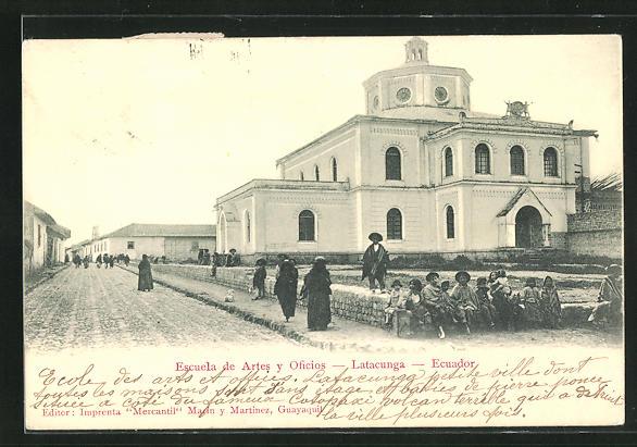 AK Latacunga, Escuela de Artes y Oficios