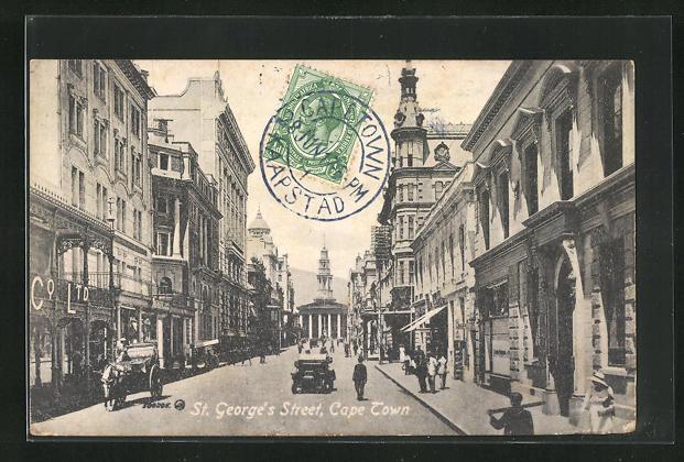 AK Cape Town, St. George`s Street