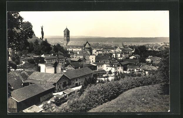 AK Krainburg, Blick über den Ort
