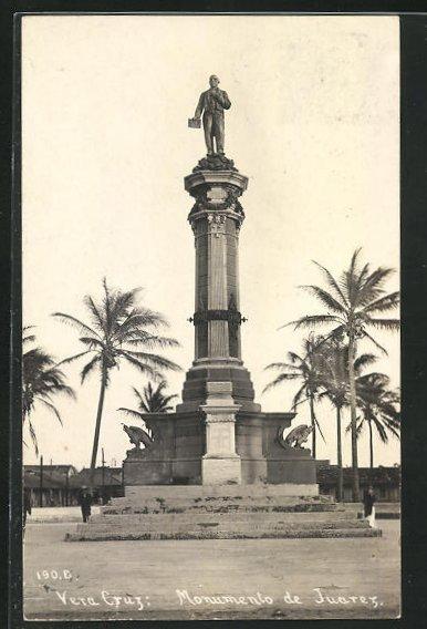 AK Vera Cruz, Monumento de Juarez