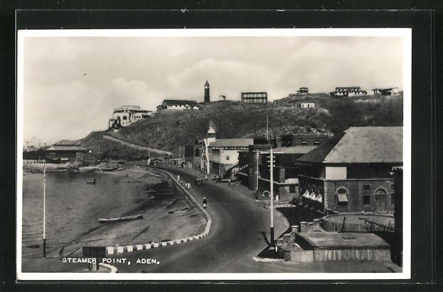 AK Aden, Steamer Point