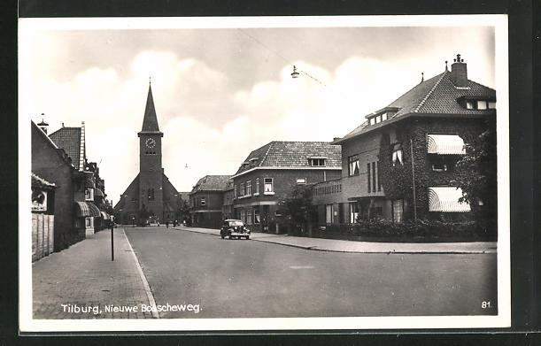 AK Tilburg, Nieuwe Bosscheweg