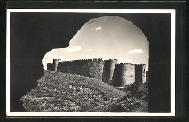 AK Chotin, Chateau fort, XVI-éme siecle