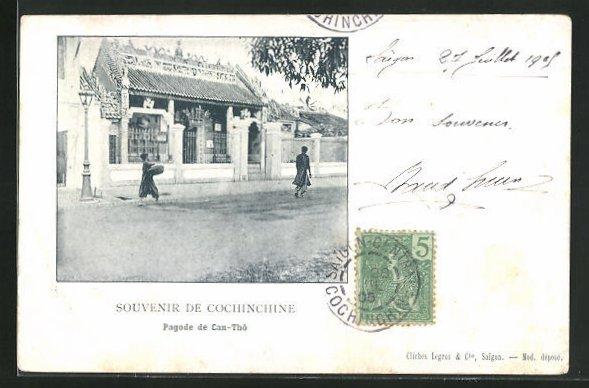 AK Saigon, Pagode de Can-Tho