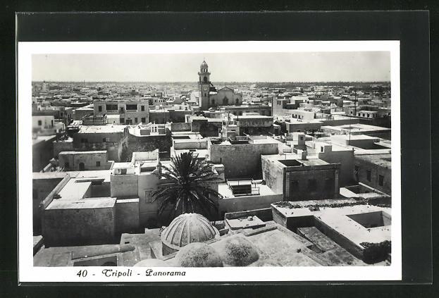 AK Tripoli, Panorama