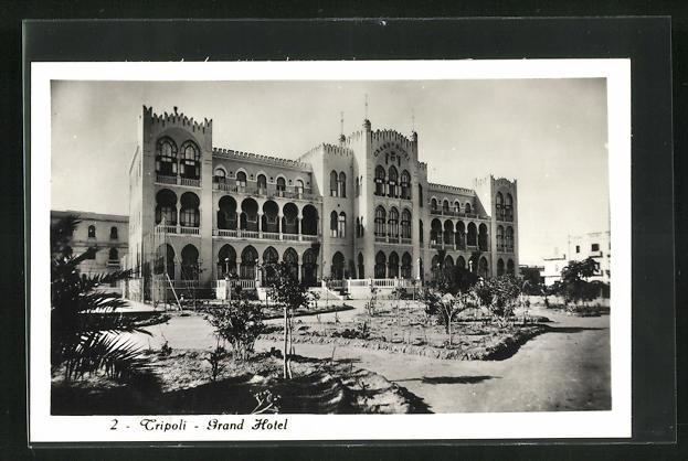 AK Tripoli, Gran Hotel