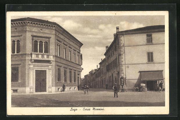 AK Lugo, Corso Mazzini