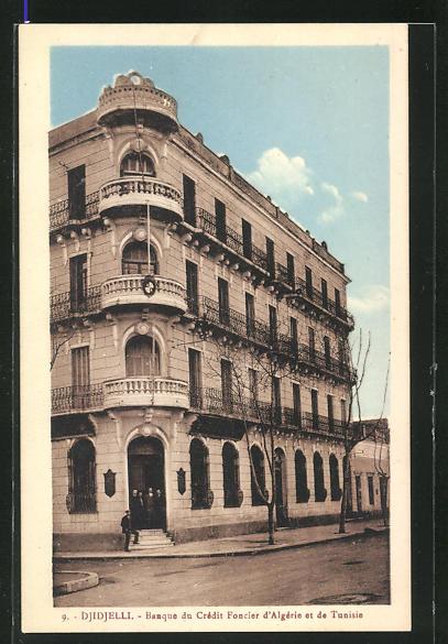 AK Djidjelli, Banque du Credit Foncier d`Algerie et de Tunisie