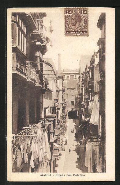 AK Malta, Strada San Patrizio