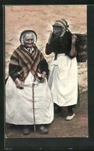 AK Cornwall, Cornish Fisherwomen