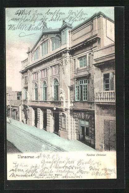 AK Veracruz, Teatro Dehesa