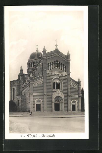 AK Tripoli, Cattedrale