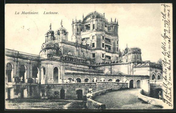 AK Lucknow, la Martiniere