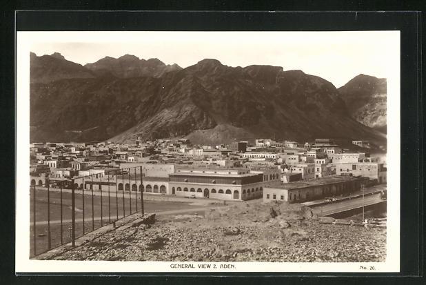 AK Aden, General view