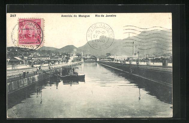 AK Rio de Janeiro, Avenida do Mangue