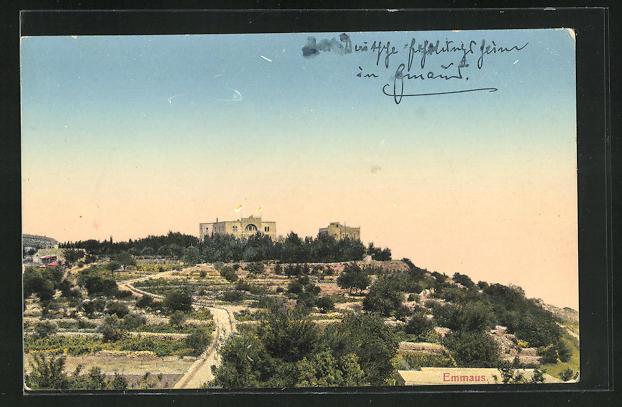 AK Emmaus, Panorama