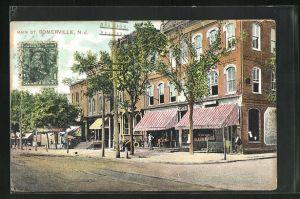 AK Somerville, NJ, Main Street