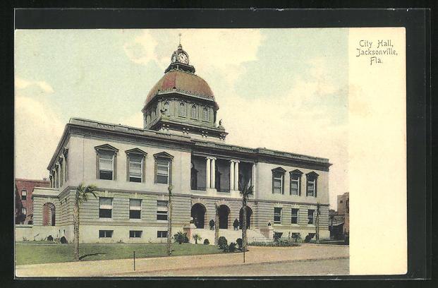 AK Jacksonville, FL, City Hall