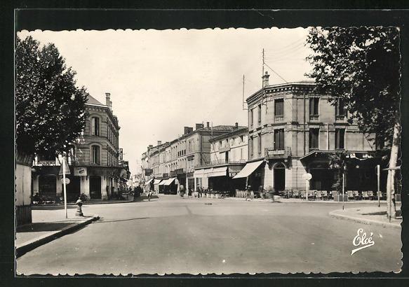 AK Marmande, Rue du Général de Gaulle