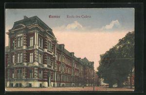 AK Namur, Ecole des Cadets