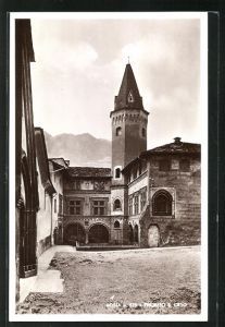 AK Aosta, Priorato S. Corso