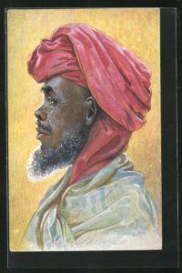 AK Araber aus Ostafrika