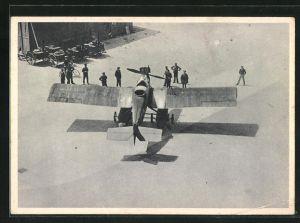 AK Ganzmetall-Wasserflugzeug Junkers-J 11