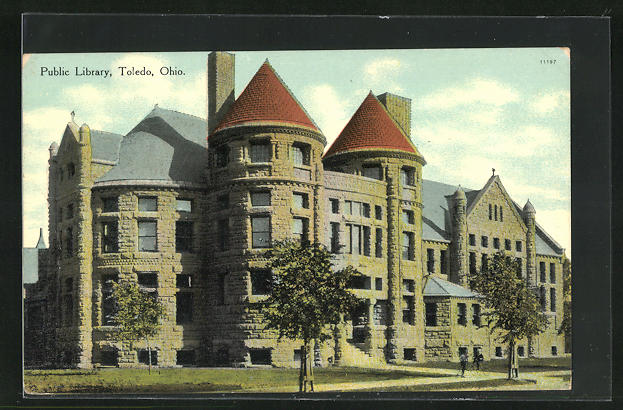 AK Toledo, OH, Public Library