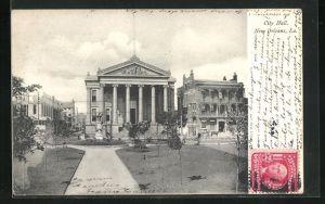 AK New Orleans, LA, City Hall