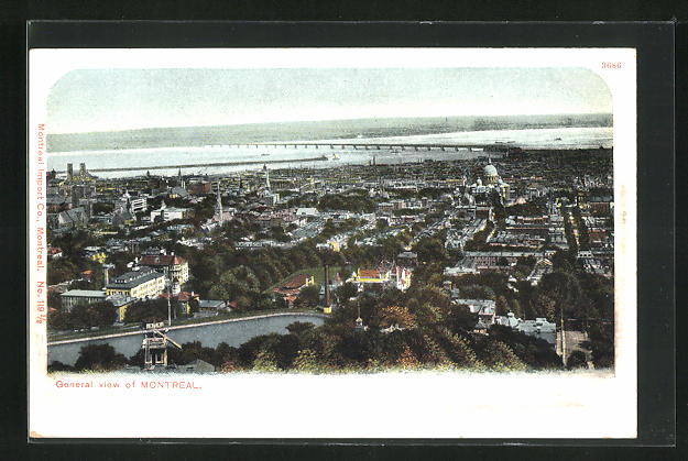 AK Montreal, General view