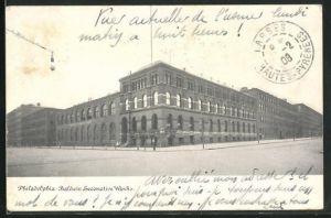 AK Philadelphia, PA, , Baldwin Locomotive Works
