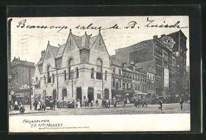AK Philadelphia, PA, 7th and Market