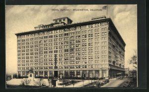 AK Wilmington, DE, Hotel Dupont