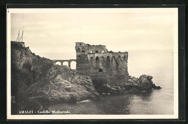 AK Amalfi, Castello Medioevale