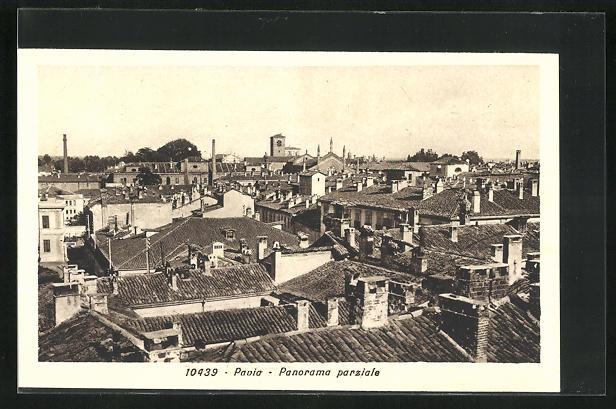 AK Pavia, Panorama parziale