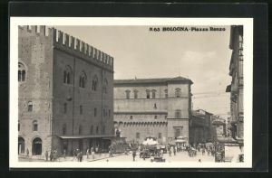 AK Bologna, Piazza Renzo