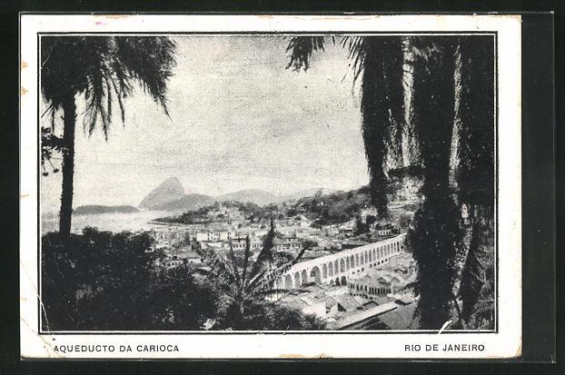 AK Rio de Janeiro, Aqueducto da Carioca