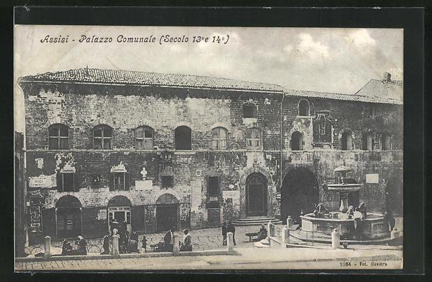 AK Assisi, Palazzo Comunale