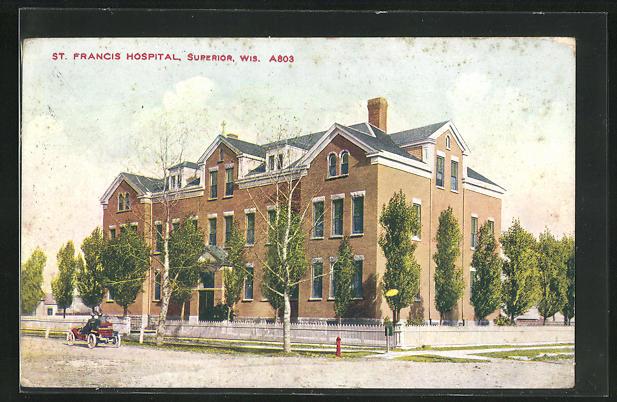 AK Superior, WI, St. Francis Hospital