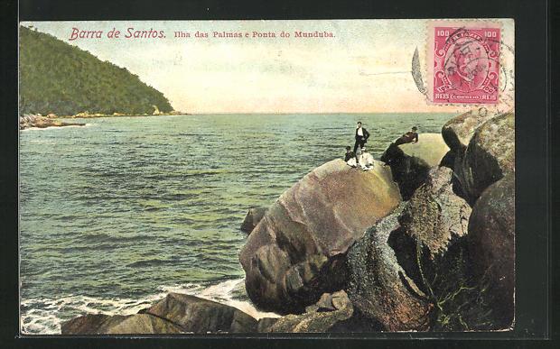 AK Barra de Santos, Ilha das Palmas e Ponta do Munduba