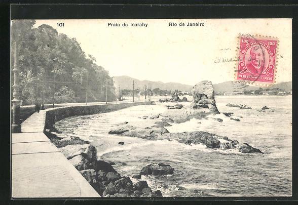 AK Rio de Janeiro, Praia de Icarahy