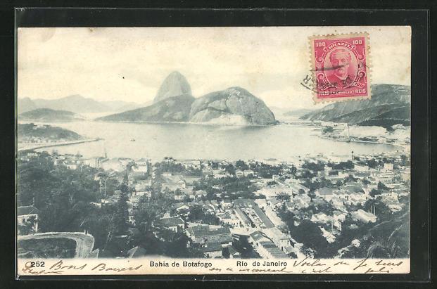 AK Rio de Janeiro, Bahia de Botafogo
