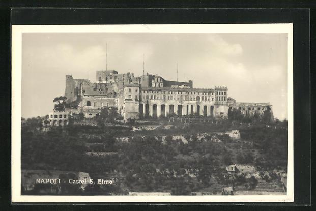 AK Napoli, Castel S. Elmo